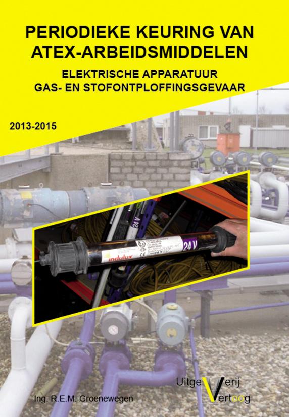 Periodieke keuring van ATEX-arbeidsmiddelen - elektrische apparatuur
