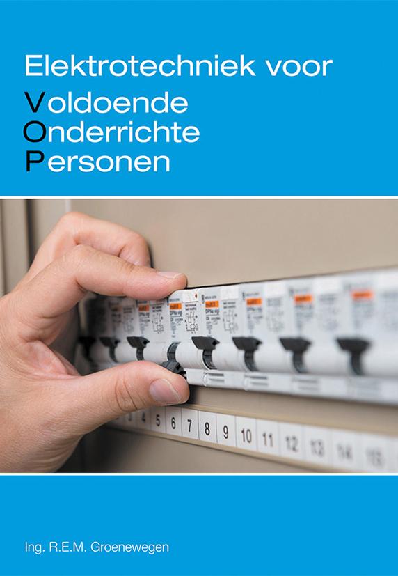Elektrotechniek voor voldoende onderrichte personen (VOP)