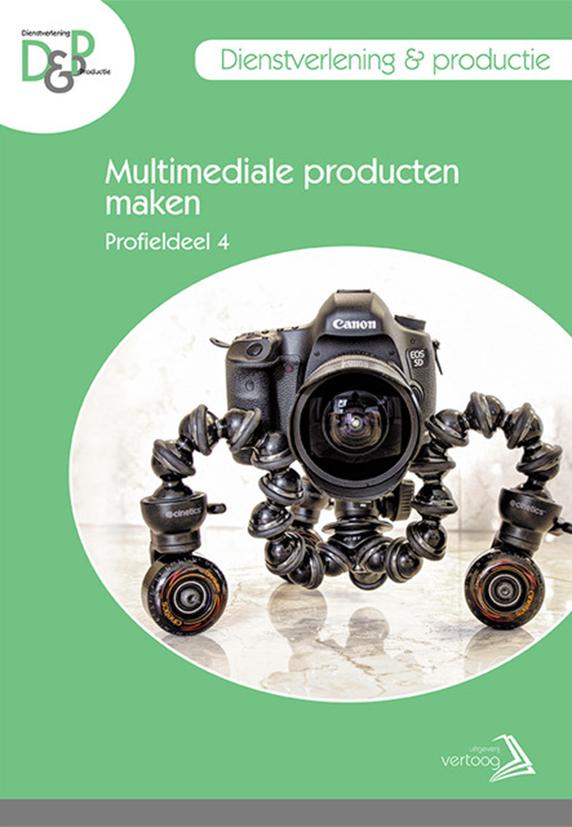D&P - Profieldeel 4: Multimediale producten maken