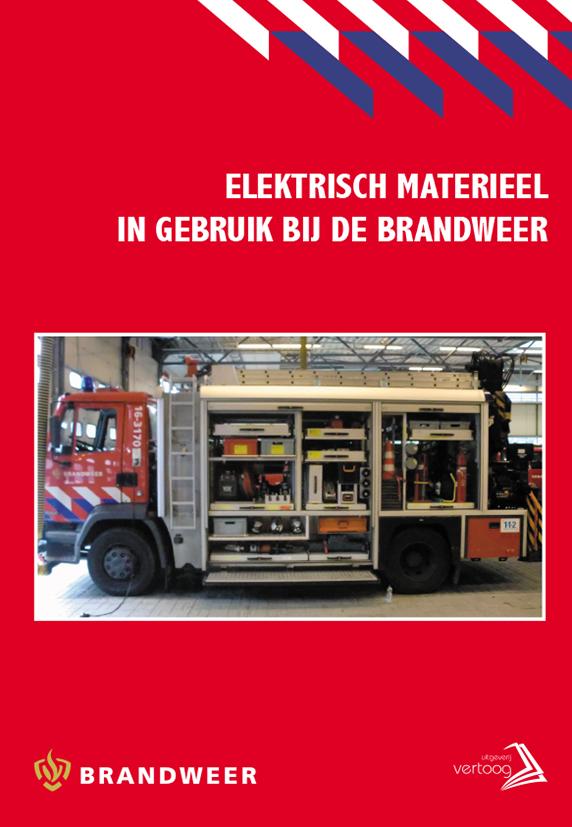 Elektrisch materieel in gebruik bij de brandweer