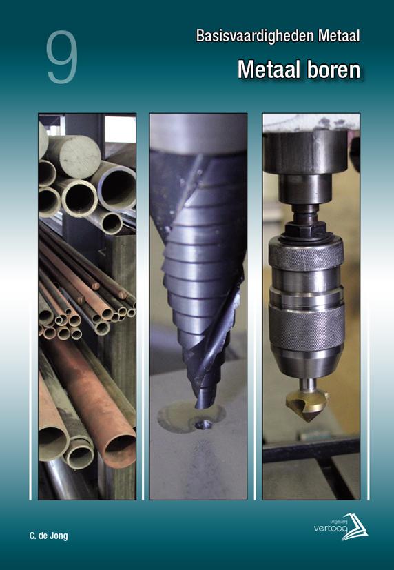 Basisvaardigheden Metaal -Metaal boren
