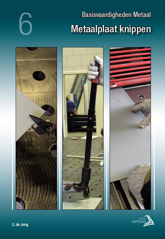 Basisvaardigheden Metaal - Metaalplaat knippen