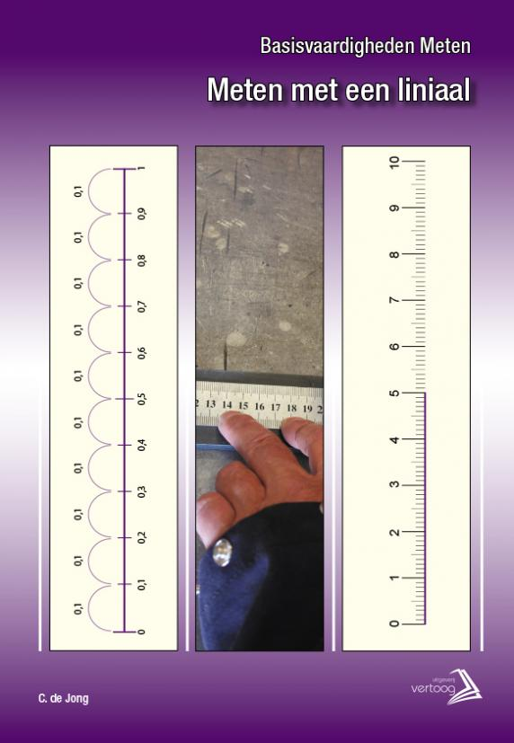 Meten met een liniaal
