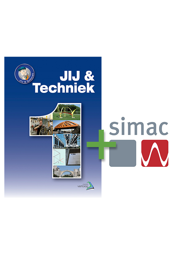 Jij & Techniek leerjaar 1 icm digitale leeromgeving