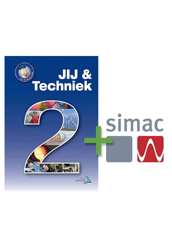 Jij & Techniek leerjaar 2 icm digitale leeromgeving