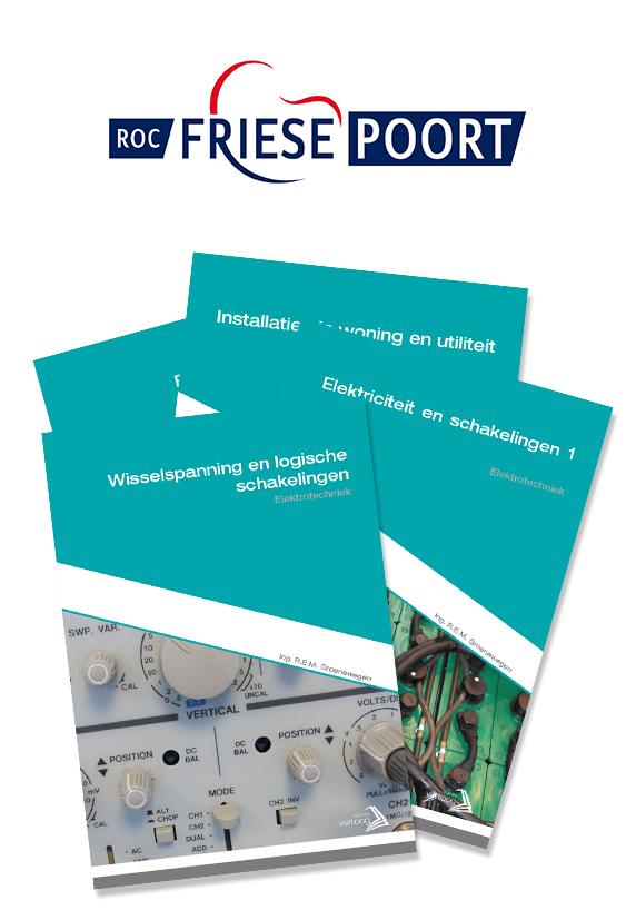 Boekenpakket ROC FriesePoort Elektrotechniek niveau 2