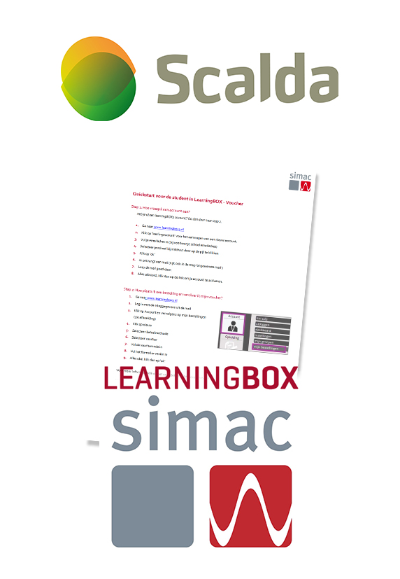 Voucher LearningBOX SCALDA Elektrotechniek N3