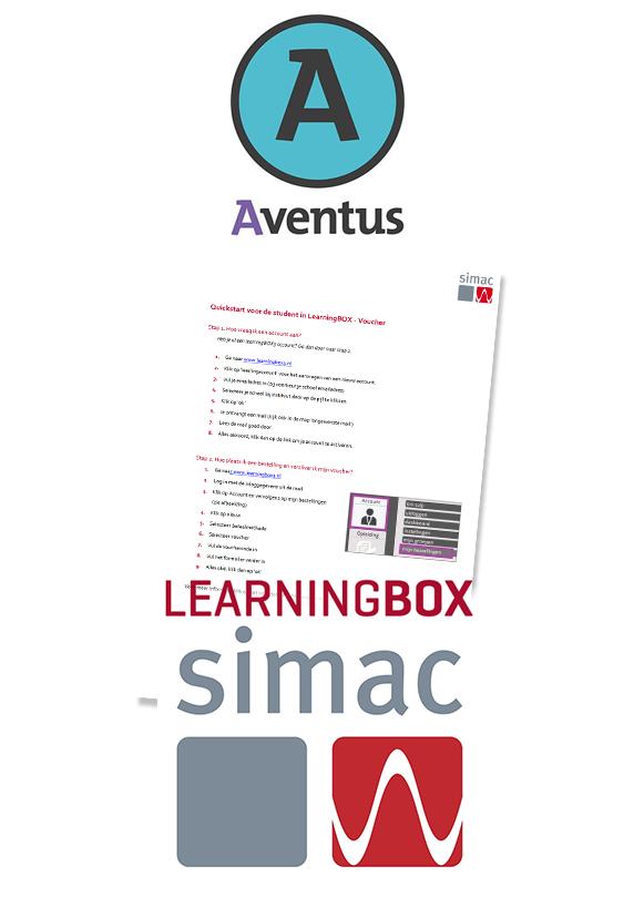 Voucher Learningbox Aventus BOL/BLL werkboeken N2