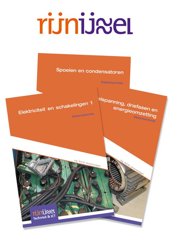 ROC Rijn IJssel Boekenpakket Elektrotechniek N2 BBL - Theorie