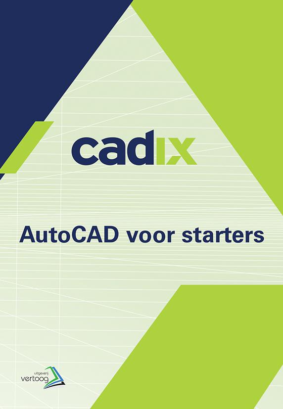CADIX: AutoCAD voor starters