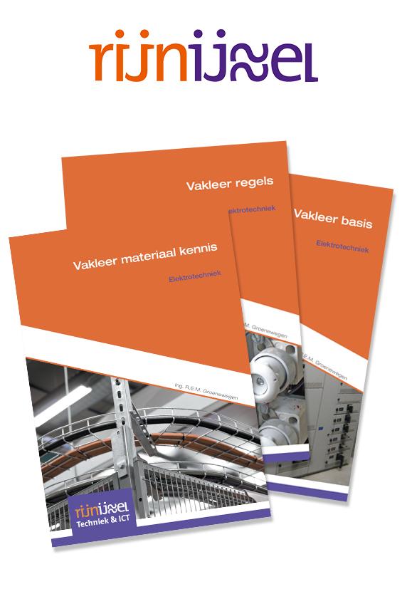 ROC Rijn IJssel - Boekenpakket Elektrotechniek N2 BOL - Vakleer