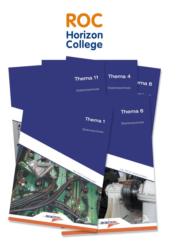 Maatwerk Horizon College - Elektrotechniek N3 schooljaar 2021-2022 compleet pakket