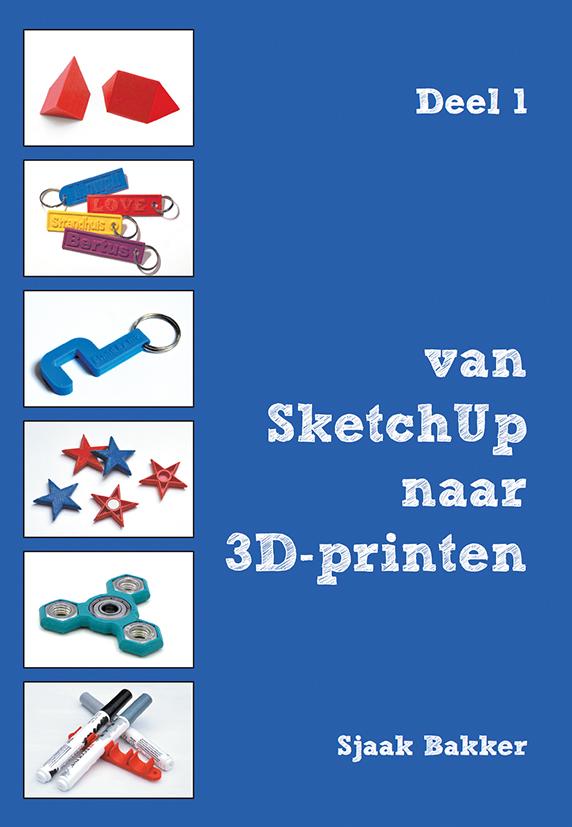van SketchUp naar 3D-printen