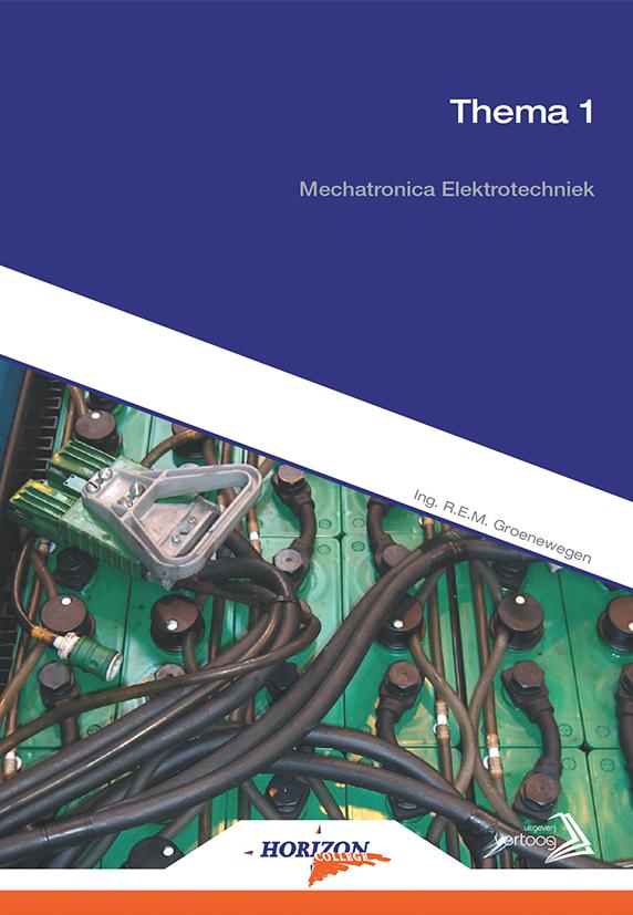 Boekenpakket Horizon College - Mechatronica N4 schooljaar 2021-2022