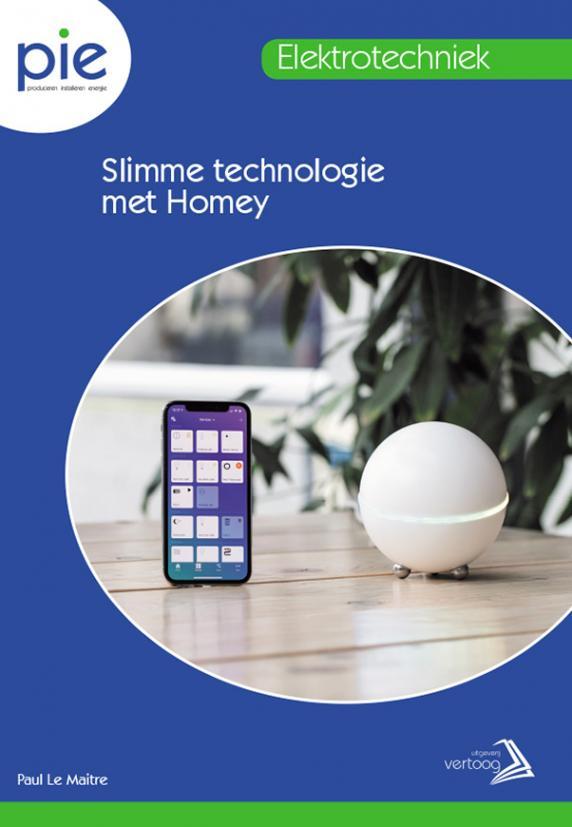 PIE keuzedeel: Slimme technologie met Homey