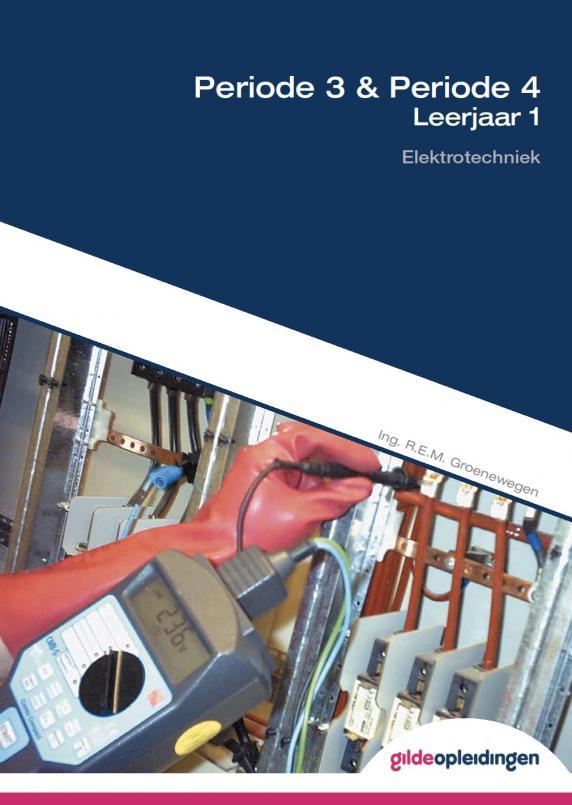 Boekenpakket Gilde Opleidingen Elektrotechniek N3