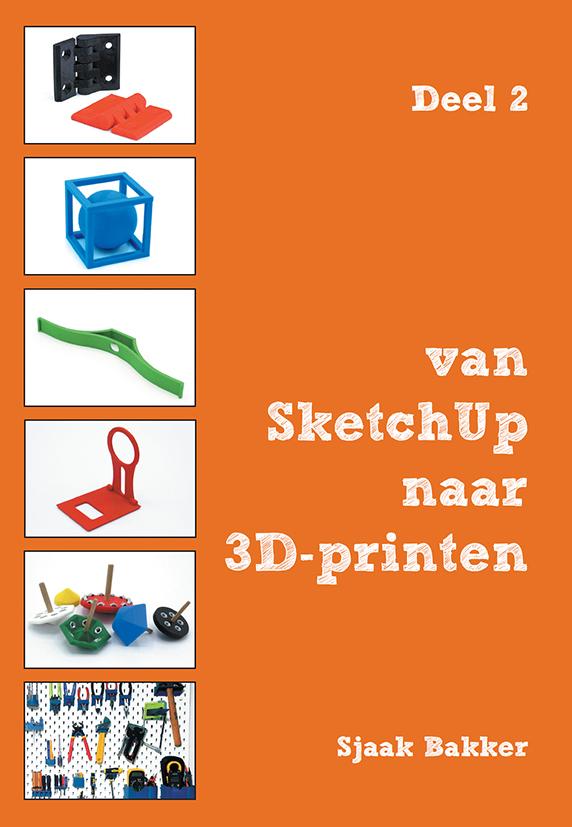 van SketchUp naar 3D-printen deel 2