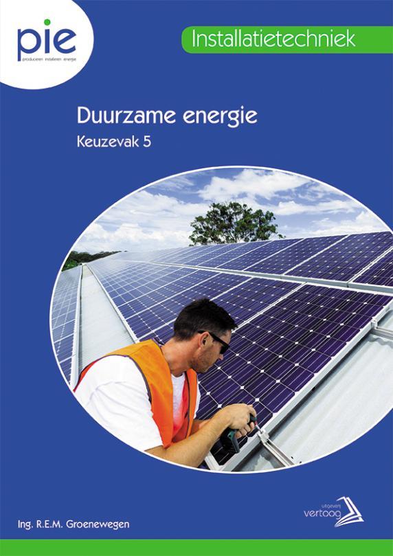 PIE keuzedeel 5: Duurzame energie