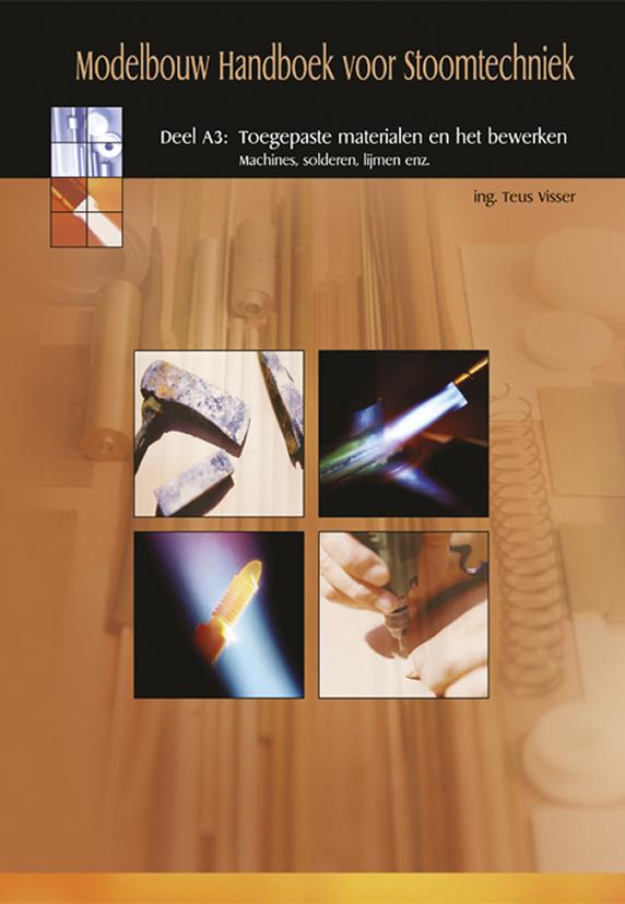 Modelbouw handboek voor stoomtechniek - deel A3