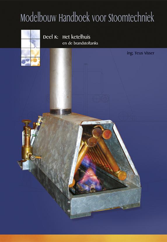 Modelbouw handboek voor stoomtechniek - deel K