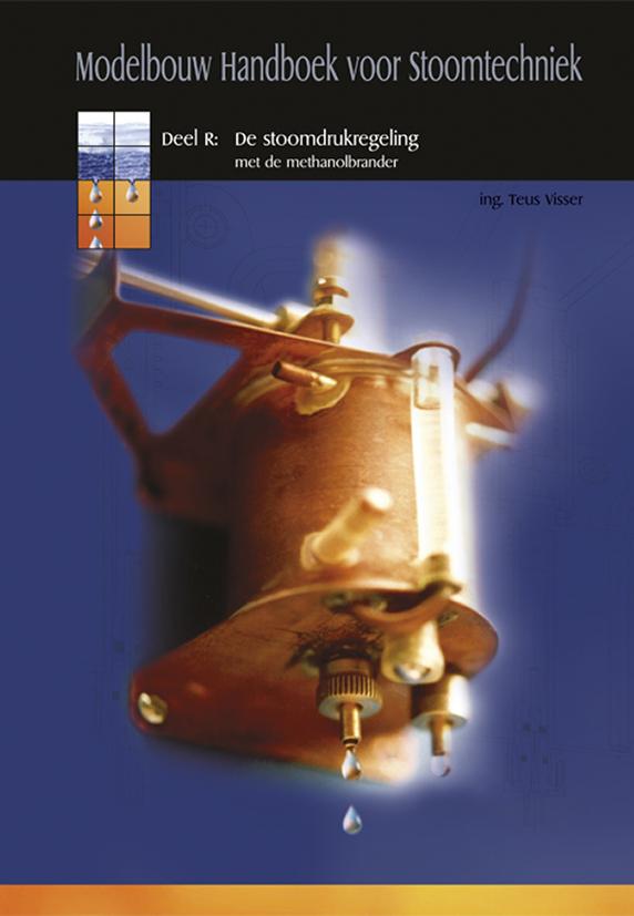 Modelbouw handboek voor stoomtechniek - deel R