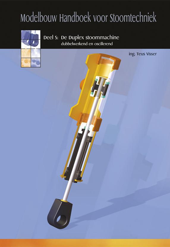 Modelbouw handboek voor stoomtechniek - deel S