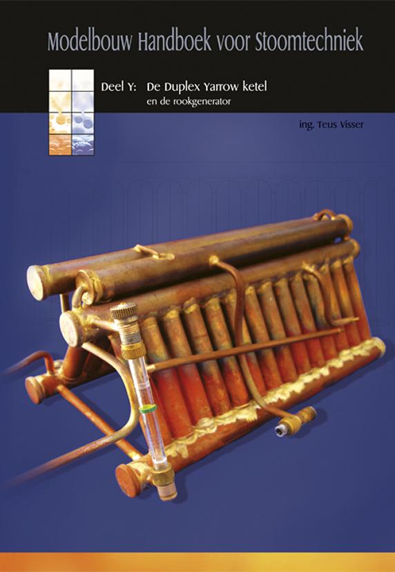 Modelbouw handboek voor stoomtechniek - deel Y