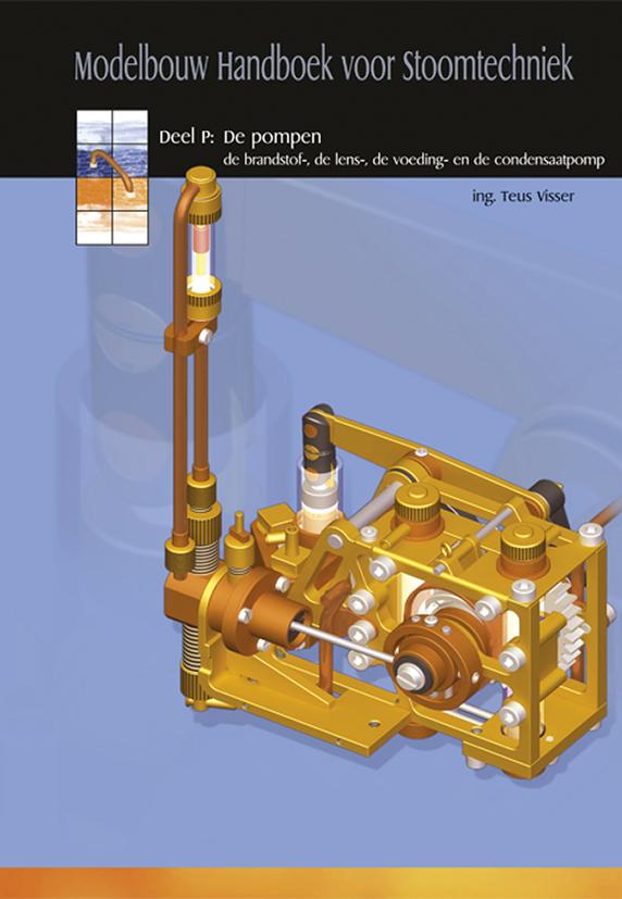 Modelbouw handboek voor stoomtechniek - deel P