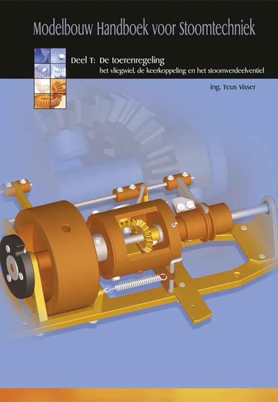 Modelbouw handboek voor stoomtechniek - deel T