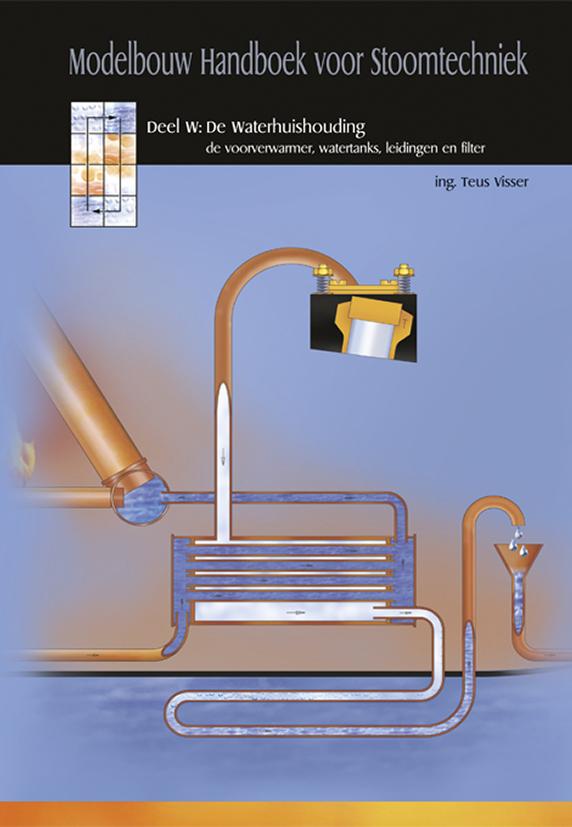 Modelbouw handboek voor stoomtechniek - deel W